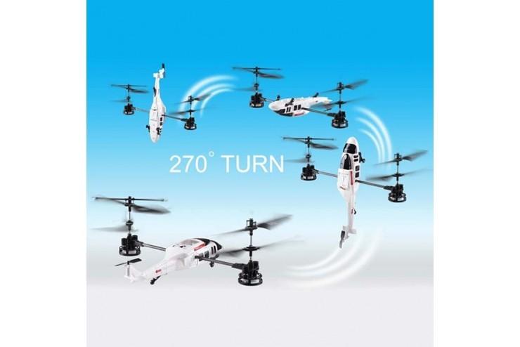 777-313 Радиоуправляемый вертолет-перевертыш Happy Cow Stunt Pilot - 777-313