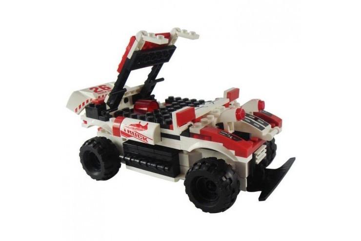 Радиоуправляемый конструктор Lixiang Toys - автомобиль - LXY10F