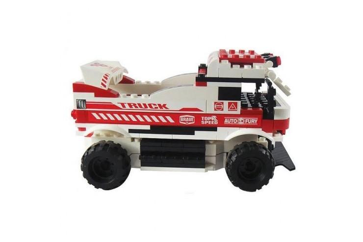 Радиоуправляемый конструктор Lixiang Toys - грузовик - LXY10G