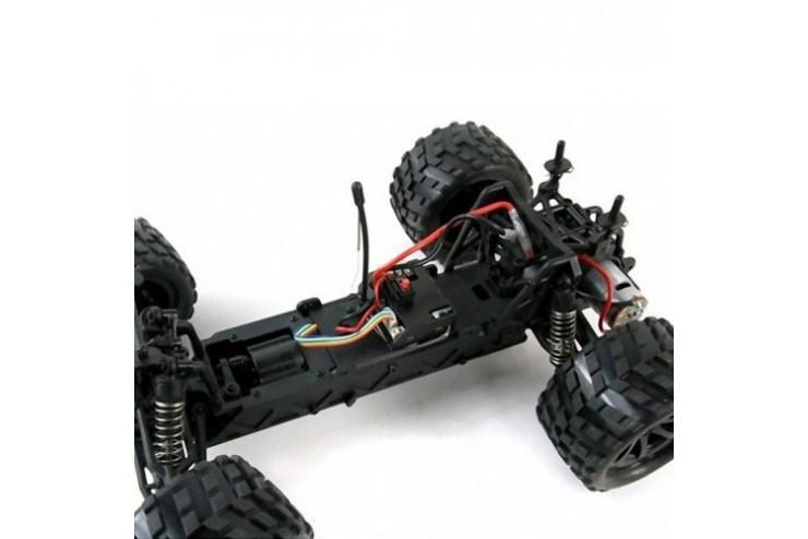 Радиоуправляемая трагги WL Toys Terminator 2WD RTR масштаб 1:12 2.4G - L212