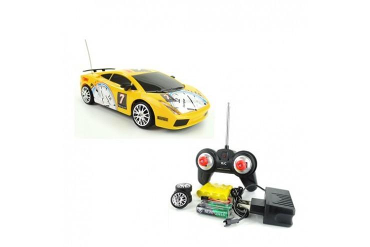 Радиоуправляемая машинка для дрифта HuangBo Toys  Lamborghini Gallardo GT 1:24 - 666-212