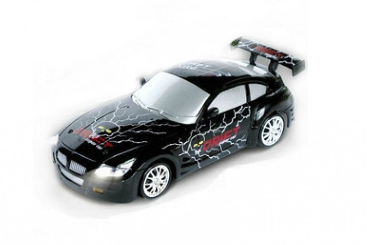 Радиоуправляемая машинка для дрифта HuangBo Toys  BMW Z4 GT 1:24 - 666-215