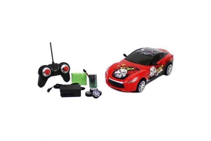 Радиоуправляемая машинка для дрифта HuangBo Toys  Aston Martin 1:24 - 666-216