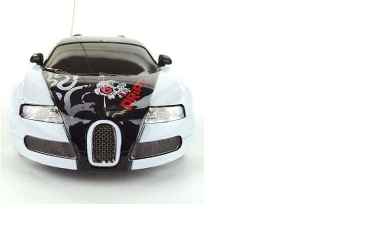 Радиоуправляемая машинка для дрифта HuangBo Toys Bugatti Veyron 1:24 - 666-217