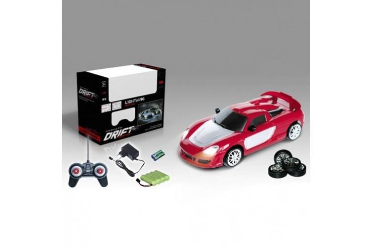 Радиоуправляемая машинка для дрифта HuangBo Toys Honda NSX-R 1:24 - 666-224