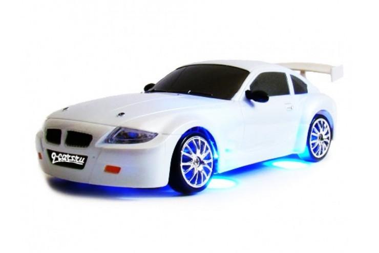 Радиоуправляемая машинка для дрифта HuangBo Toys BMW Z4 1:24 - 666-225