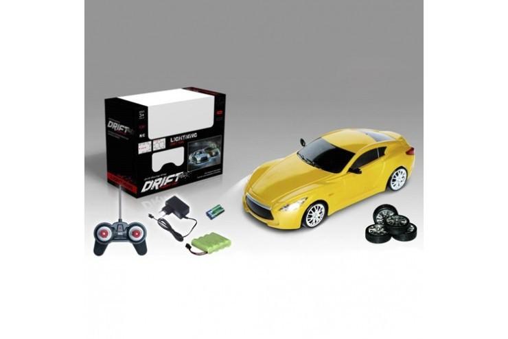 Радиоуправляемая машинка для дрифта HuangBo Toys Aston Martin 1:24 - 666-226