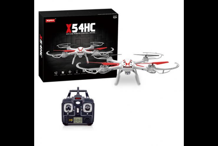 X54HC Радиоуправляемый квадрокоптер Syma X54HC c видеокамерой - X54HC