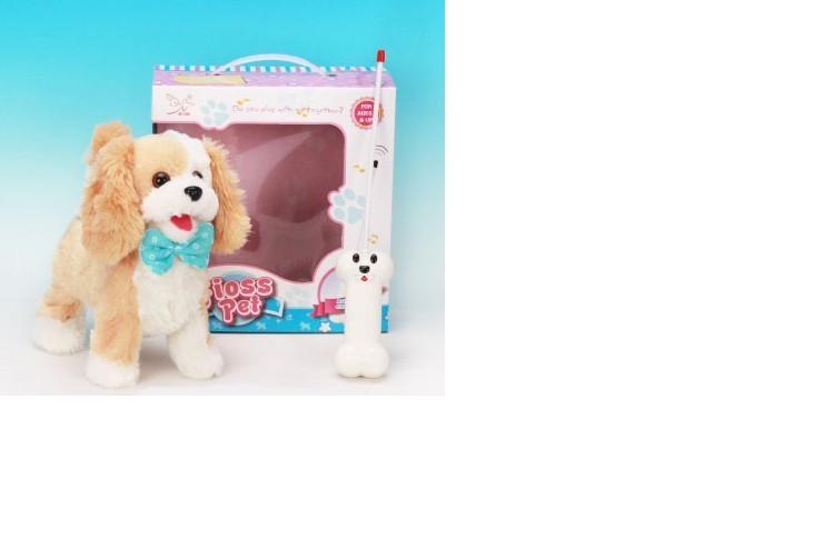 """Радиоуправляемая плюшевая собака """"Спаниель"""" Nanyang - 9693B4"""