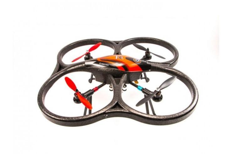 Радиоуправляемый квадрокоптер WL Toys V393FPV Quadcopter (Brushless FPV 5.8 GHz) - V393FPV