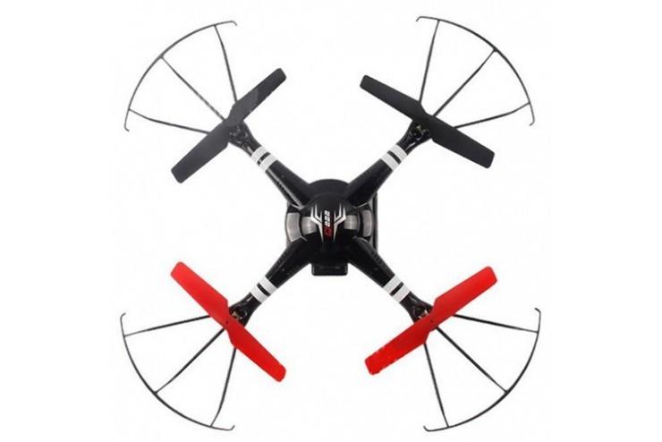 Радиоуправляемый квадрокоптер WL Toys Q222 с камерой 2.4G - Q222C