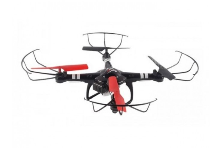 Радиоуправляемый квадрокоптер WL Toys  2.4G - Q222