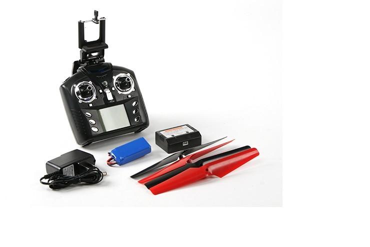 Радиоуправляемый квадрокоптер UFO Drones Headless Cyclone Wi-Fi WL Toys - V333K