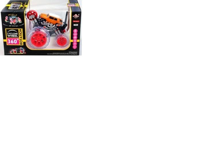 666-DL08 Радиоуправляемая машина-перевертыш HuangBo Toys - 666-DL08