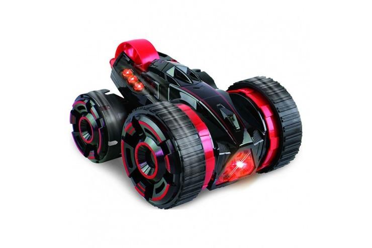 Радиоуправляемый пятиколесный автомобиль-перевертыш Meiqibao 5588-602-red