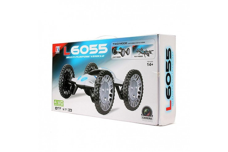 Радиоуправляемый квадрокоптер-трансформер LishiToys L6055 RTF 2.4G Lishi Toys - L6055