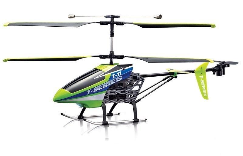 T11 Радиоуправляемый вертолет MJX i-Heli Shuttle T11 / T611 - T11