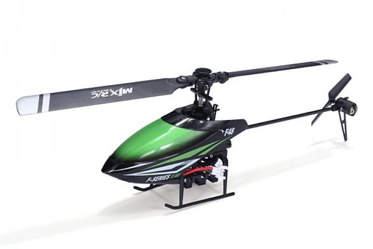 Радиоуправляемый вертолет MJX i-Heli Shuttle F48 / F648 - F48