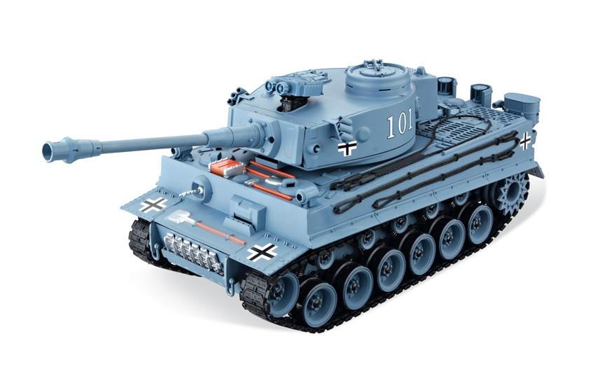 4101-1 Радиоуправляемый танк HouseHold CS German Tiger (4101-1)