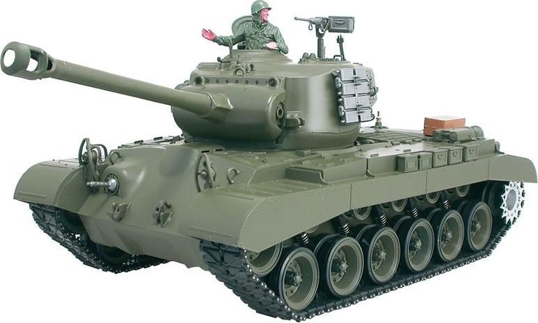 3838-1 PRO Радиоуправляемый танк Heng Long Snow Leopard 1:16 (3838-1 PRO)