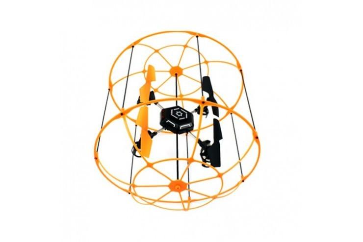 HM1306 Радиоуправляемый квадрокоптер SkyWalker Aerocraft UFO 4CH 2.4G Sky Walker HM1306
