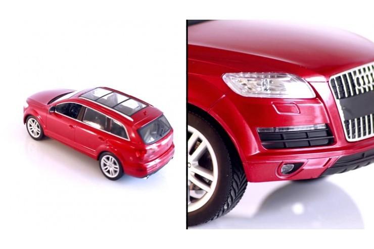 2031 Радиоуправляемая машина MZ Audi Q7 1:14 Meizhi 2031
