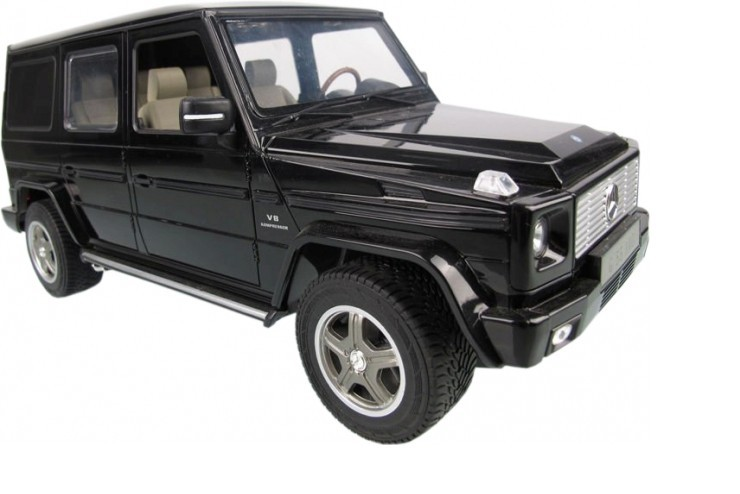 30500 Радиоуправляемый Mercedes-Benz G55 AMG, масштаб 1:24 Rastar 30500