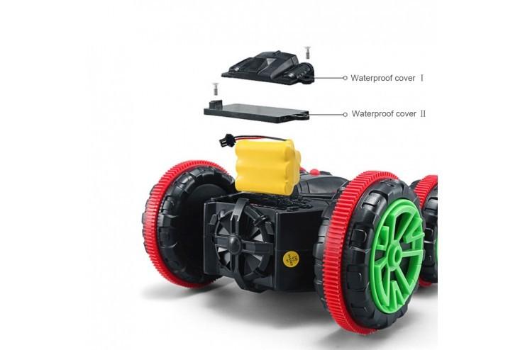 Радиоуправляемая амфибия перевертыш ZC X-Knight 4WD Zhencheng 333-SL01B