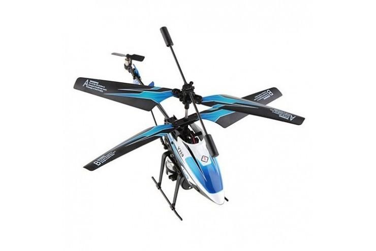 V319 Вертолет с водяной пушкой на р/у WL Toys V319
