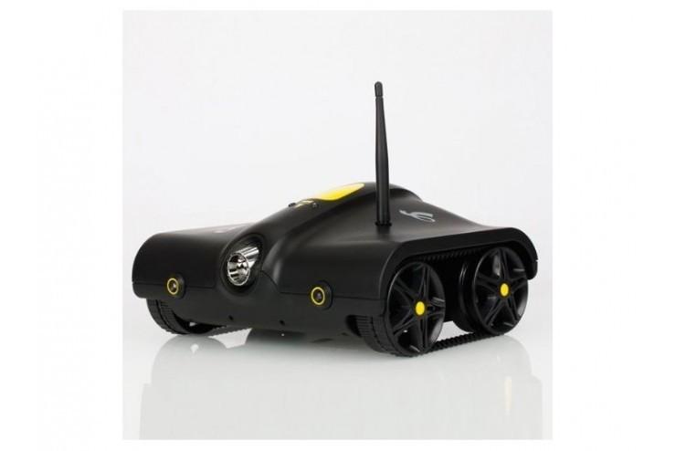 WT001 Радиоуправляемый вездеход VS Tank Rover Wi-Fi с передачей изображения масштаб 1:16 2.4G VS Tank WT001