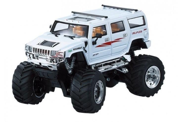 2115 Радиоуправляемая машинка Great Wall Toys Hummer масштаб 1:43 2.4G Great Wall Toys 2115