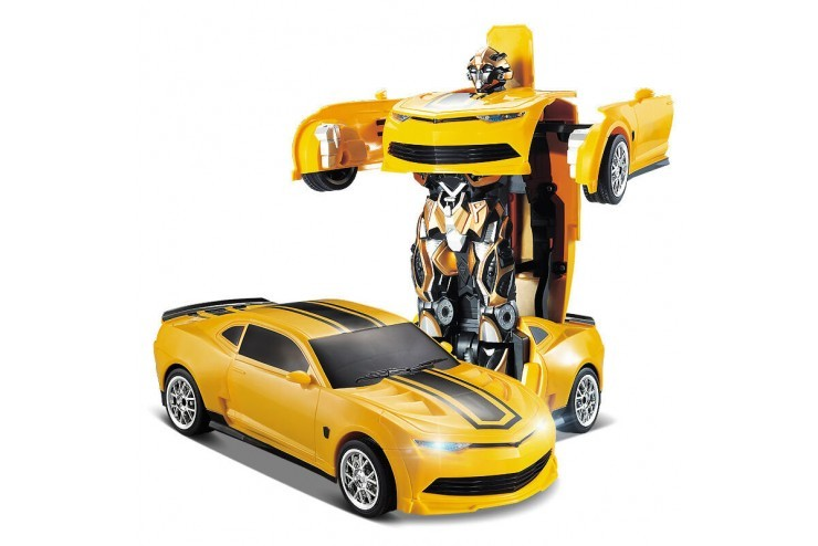 TT671 Радиоуправляемый робот трансформер JiaQi Chevrolet Camaro Meizhi TT671