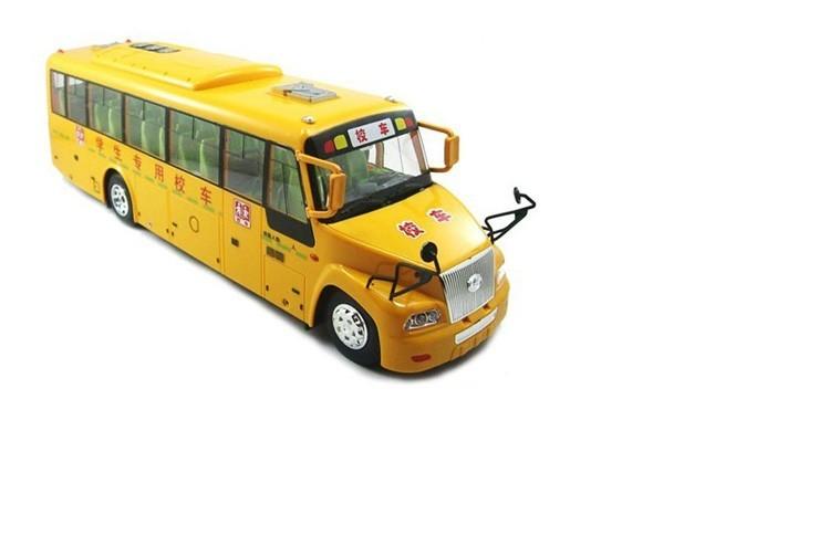 8807 Радиоуправляемый школьный автобус 1/32 Qunxing 8807