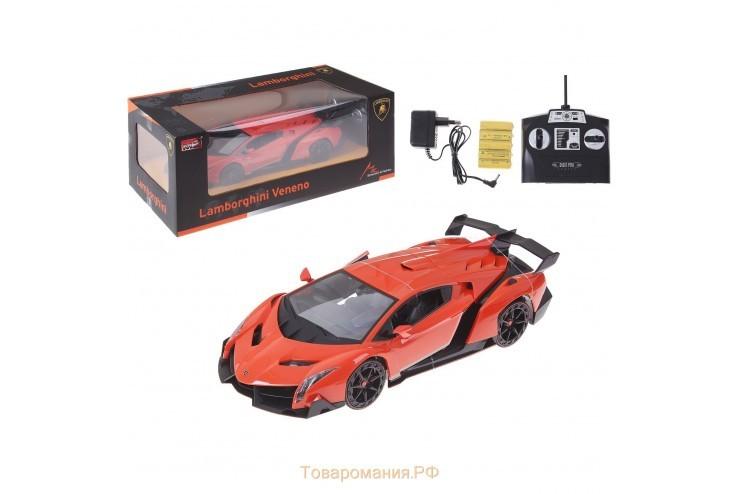 2289J Радиоуправляемая машина MZ Lamborghini Veneno (электропривод дверей) - 2289J