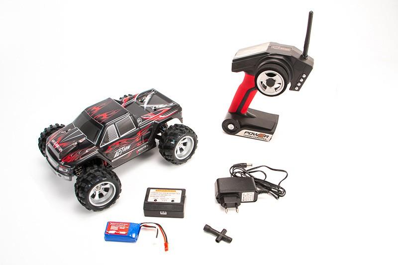 A979 Радиоуправляемая машина WL Toys A979 1:18 - A979