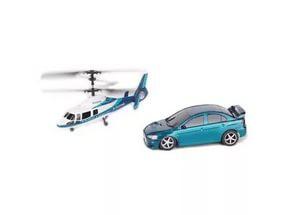 W3010HC Радиоуправляемый игровой набор Wineya вертолет и машина - W3010HC