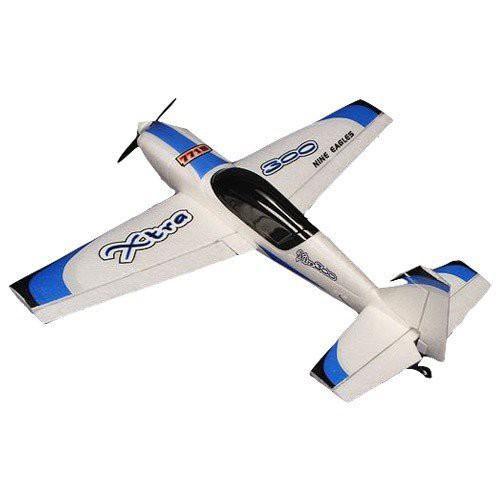 Радиоуправляемый самолет Nine Eagles Xtra 300 2.4G AL Case - NE30177124207