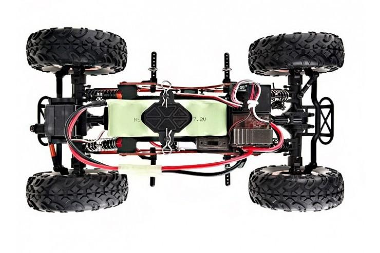 94680L-68095 Внедорожник HSP Kulak Long Electric Crawler 4WD 1:18 - 94680L-68095 - 2.4G
