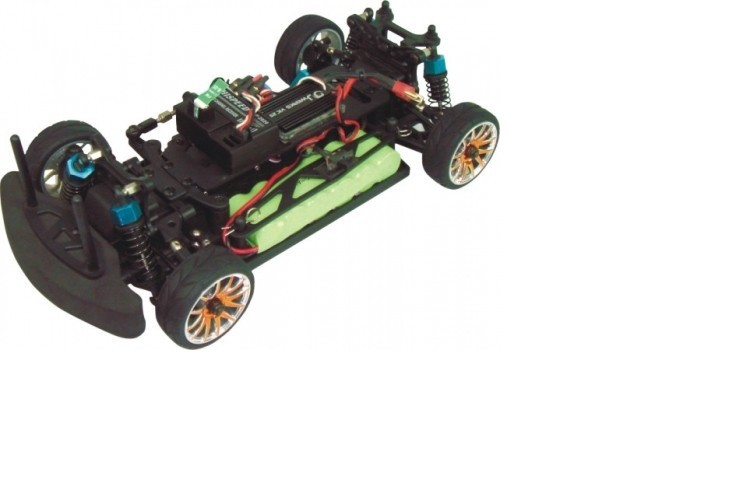 94182PRO-18203 Микро автомобиль HSP Zillionaire Racing Сar 1:16 4WD - 94182PRO-18203(Li-Po) - 2.4G