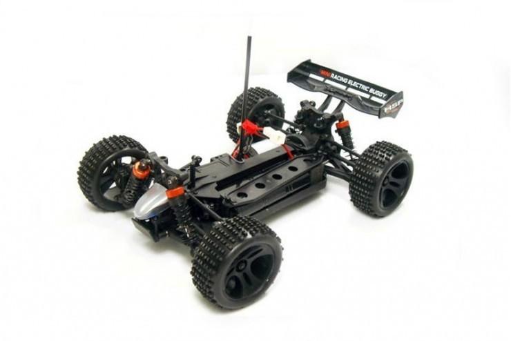 94805-80591 Радиоуправляемая машина багги HSP Buggy Eidolon 1:18 - 94805-80591 Waterproof - 2.4G