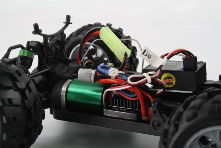 94806PRO-80692 Радиоуправляемый внедорожник HSP 4WD Brushless Monster Truck Knight-PRO - 94806PRO-80692 - 2.4G