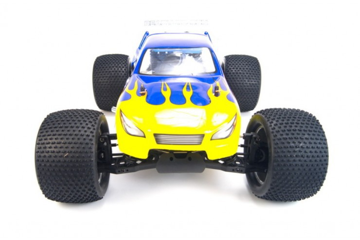 Трагги HSP Buttle Nitro Off Road Truggy 4WD 1:8 - 94761-06192 Waterproof - 2.4G