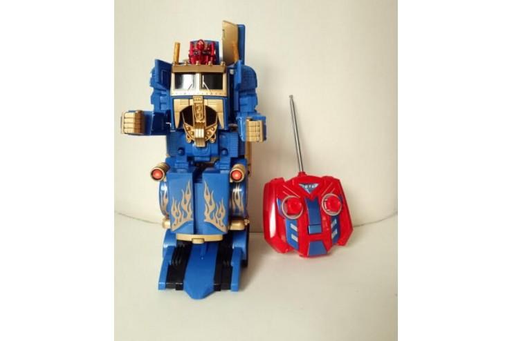 28128 Радиоуправляемый игровой робот трансформер Fengyuan - 28128