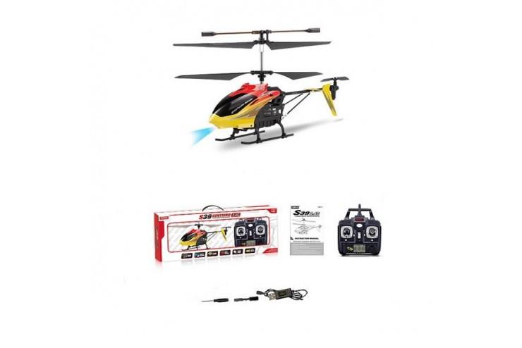 S39 Радиоуправляемый вертолет с гироскопом Syma S39 2.4G Syma S39