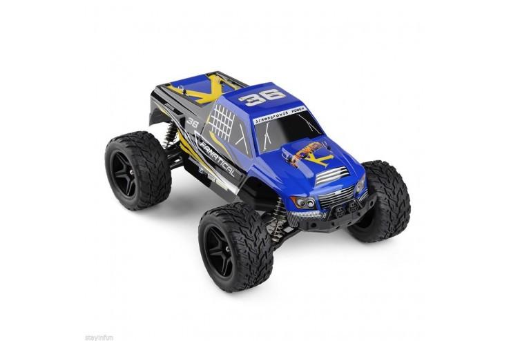 A323 Радиоуправляемый джип WLtoys Monster Truck 2WD 1:12 2.4G WL Toys A323