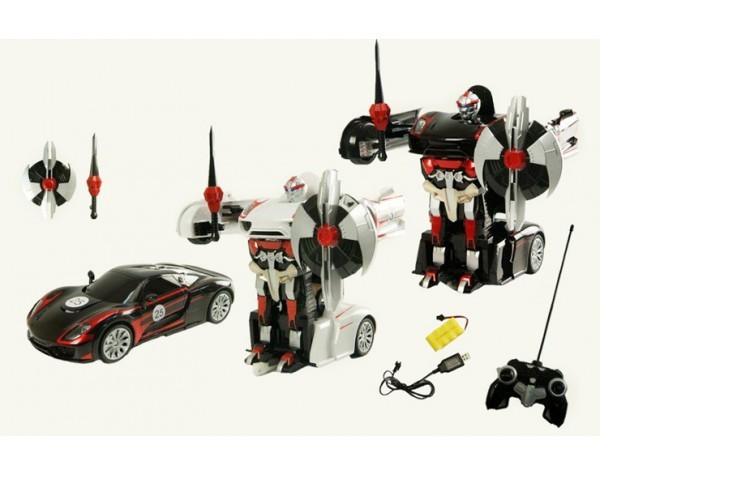 2337P Радиоуправляемый робот-трансформер MZ Porsche 911 Meizhi 2337P