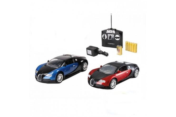 2315P Радиоуправляемый трансформер 1:14 Bugatti Veyron Meizhi 2315P