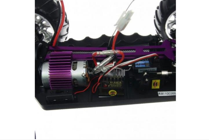 94111-10325 Радиоуправляемый джип HSP Electric Off-Road Car 4WD 1:10 HSP 94111-10325