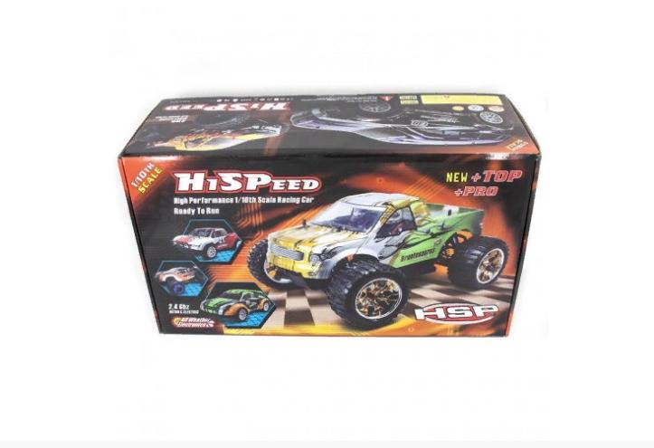 94170-17091 Радиоуправляемый внедорожник HSP Desert Rally Car 4WD 1:10 HSP 94170-17091