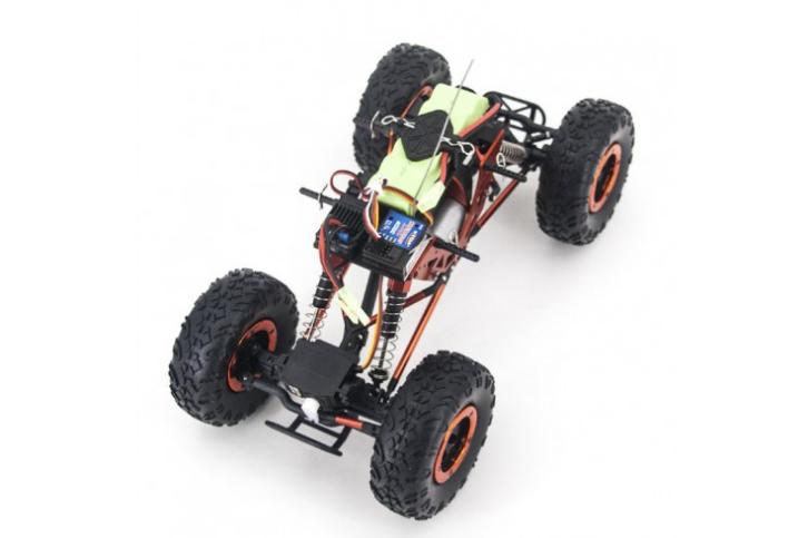 94680T2-68092 Радиоуправляемый краулер HSP Kulak Electric Crawler 4WD 1:18 HSP 94680T2-68092
